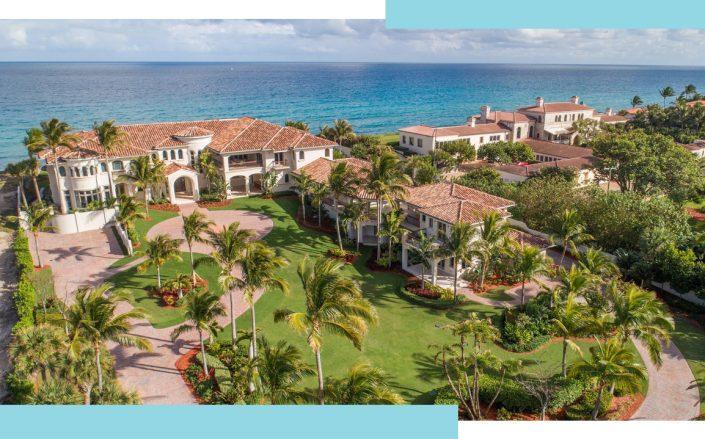 1040 South Ocean Blvd Manalapan Florida estate